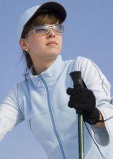 Skiing-sunglasses